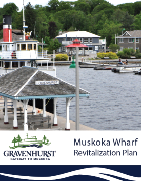 wharf plan cover of document
