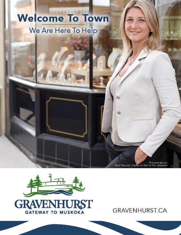 Gravenhurst Business Welcome Package