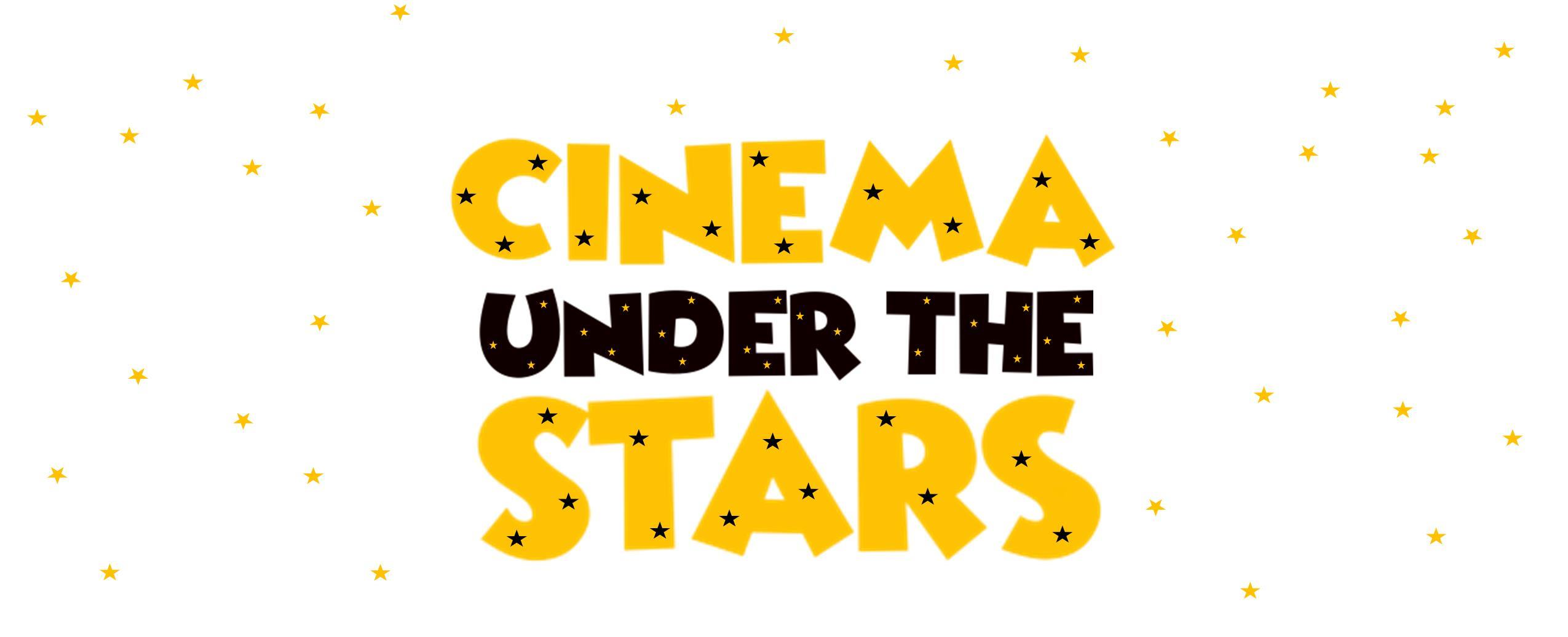 Cinema Under The Stars Banner Image