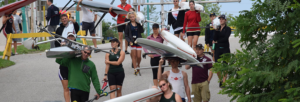 Explore and Play - Rowing at Gull Lake Park