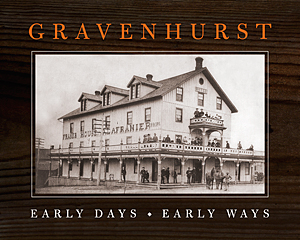 Gravenhurst Early Days early ways book cover