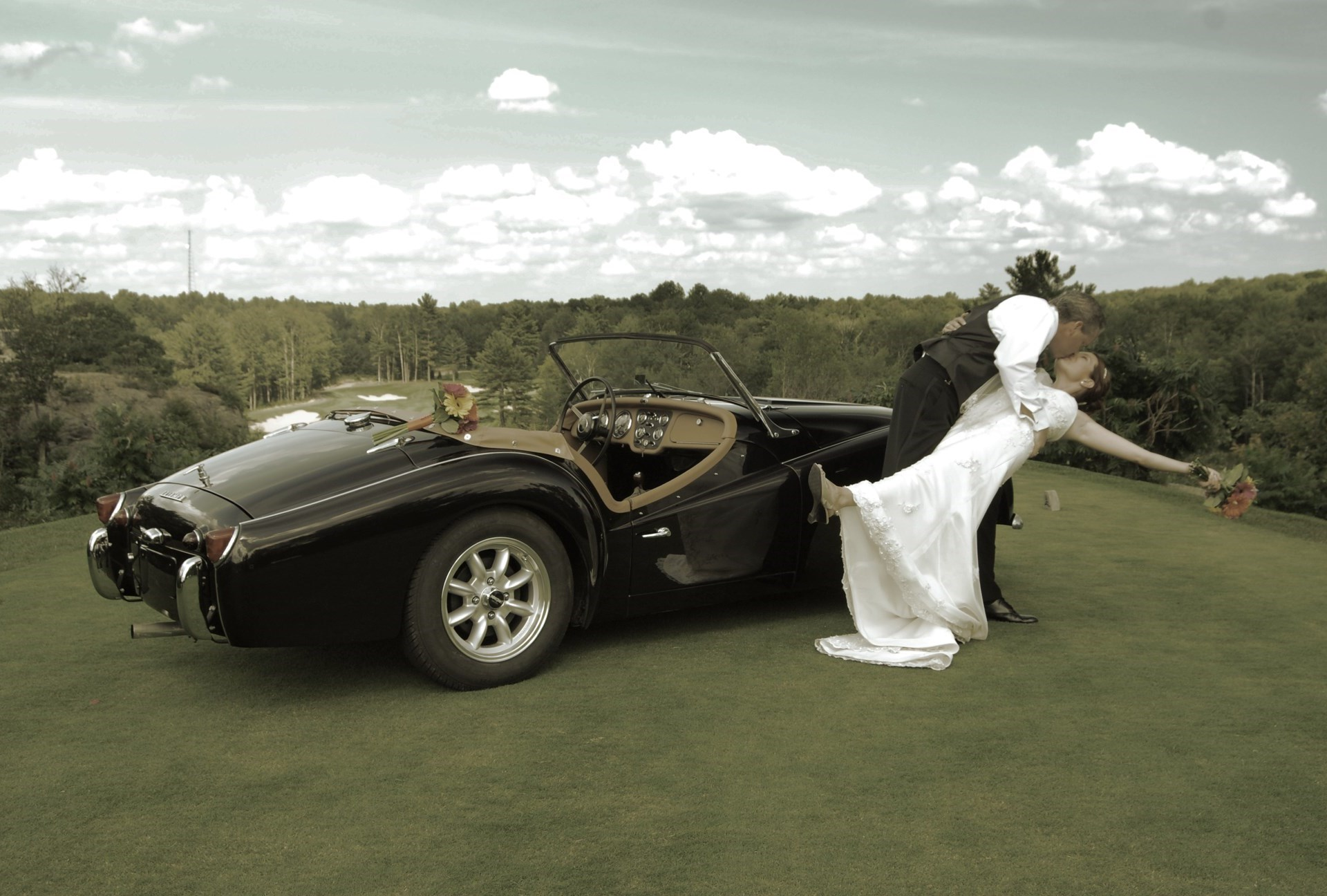 Wedding at Muskoka Bay Resort