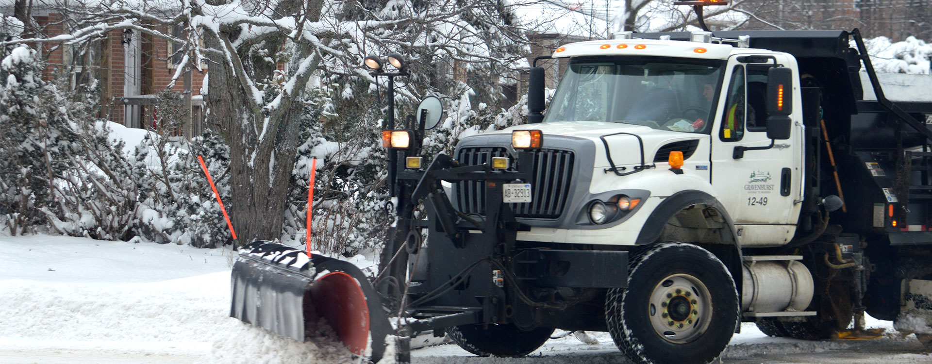 Winter maintenance, operations, snow plow, winter roads