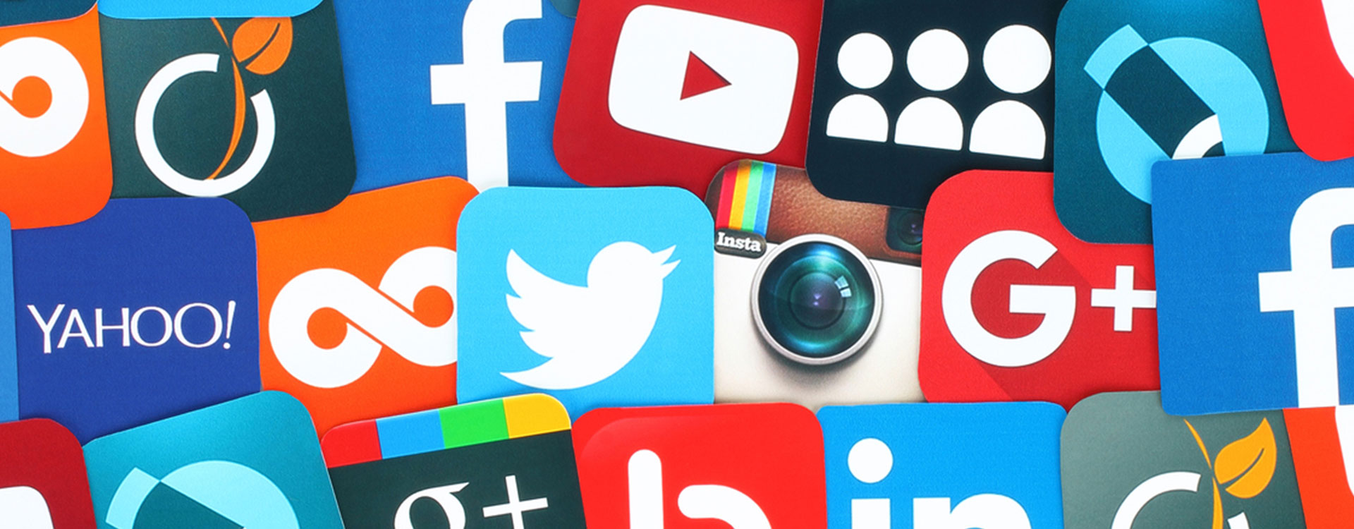 social media icons, social media with the Town of Gravenhurst